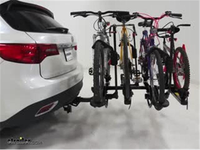 Yakima Holdup 2 >> Yakima Holdup Plus 2 2 Bike Add On Review Video Etrailer Com