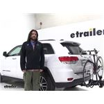 Yakima HoldUp Hitch Bike Racks Review - 2018 Jeep Grand Cherokee