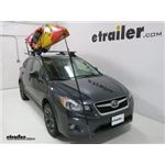 Yakima JayHook Kayak Carrier Review