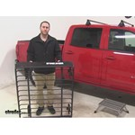Yakima LoadWarrior Roof Cargo Carrier Review - 2015 Chevrolet Silverado 1500