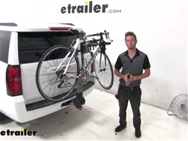Yakima Ridgeback Hitch Bike Racks Review 2019 Chevrolet Suburban Video Etrailer Com