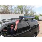 Video review yakima road shower roof rack portable water tank y04100