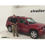 Yakima  Roof Rack Review - 2010 Jeep Patriot