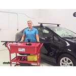Today On Our 2014 Kia Rio Weu0027re Going To Be Test Fitting The Yakima  RoundBar Roof Rack System, Part Numbers Y00409 For Our Bar, Y00124 For Our  Q Towers, ...