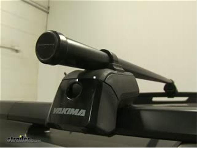 YAKIMA RoundBar SL Adapter for Roof Rack Systems Set of 4