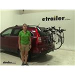 Yakima  Trunk Bike Racks Review - 2009 Honda CR-V
