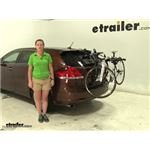Yakima  Trunk Bike Racks Review - 2009 Toyota Venza