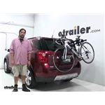 Yakima  Trunk Bike Racks Review - 2012 Chevrolet Equinox