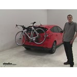 Yakima  Trunk Bike Racks Review - 2013 Ford Focus