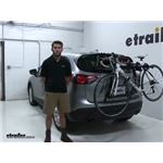 Yakima  Trunk Bike Racks Review - 2013 Mazda CX-5