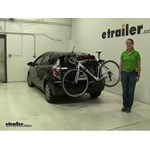 Yakima  Trunk Bike Racks Review - 2013 Toyota Prius c