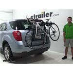 Yakima  Trunk Bike Racks Review - 2014 Chevrolet Equinox