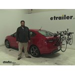Yakima  Trunk Bike Racks Review - 2015 Dodge Dart