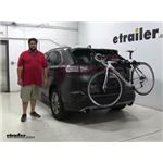 Yakima  Trunk Bike Racks Review - 2015 Ford Edge