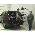 Yakima  Trunk Bike Racks Review - 2015 Ford Explorer
