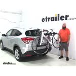 Yakima  Trunk Bike Racks Review - 2016 Honda HR-V