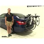 Yakima  Trunk Bike Racks Review - 2016 Nissan Altima