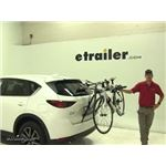 Yakima  Trunk Bike Racks Review - 2018 Mazda CX-5