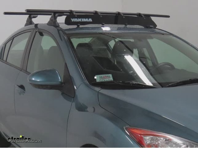 Yakima Windshield Fairing For Roof Racks 40 Quot Long Yakima Accessories And Parts Y05017