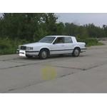 Trailer Wiring Harness Installation - 1991 Dodge Dynasty