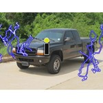 Trailer Wiring Harness Installation - 1999 Dodge Dakota