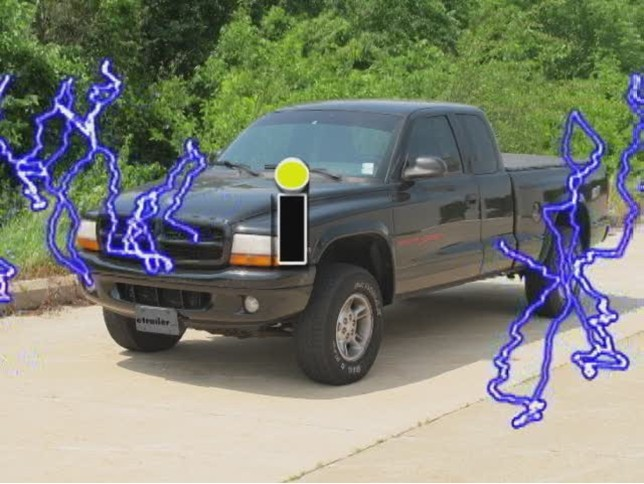 Dodge Dakota Truck To Trailer Wiring Harness - Great Installation Of on