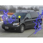 Trailer Wiring Harness Installation - 2004 Chrysler Town and Country