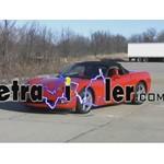 Trailer Wiring Harness Installation - 2005 Chevrolet Corvette