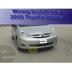 7 way recommendation for a 2009 toyota sienna. Black Bedroom Furniture Sets. Home Design Ideas