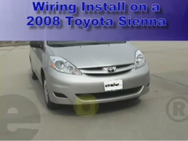 wiring_install_2008_toyota_sienna_644 trailer wiring harness installation 2008 toyota sienna video toyota sienna trailer wiring harness at arjmand.co