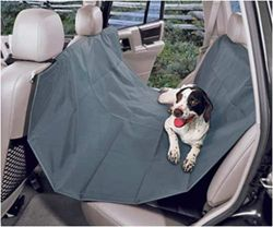 Classic Accessories Pet Rear Seat Protector - Gray