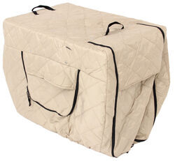 Classic Accessories Insulated Kennel Jacket - Tan Large