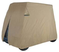 Classic Accessories 2 Passenger Golf Cart Easy-On Cover - Tan