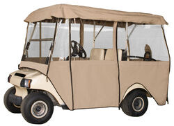 Classic Accessories Deluxe 4 Passenger Golf Cart Enclosure