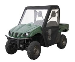 Classic Accessories UTV Cabin Enclosure, Kawasaki - Black