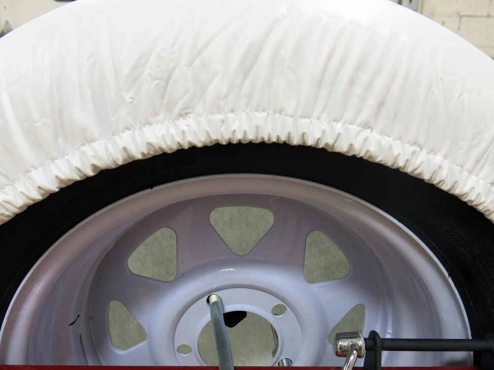 how to make a custom tire cover