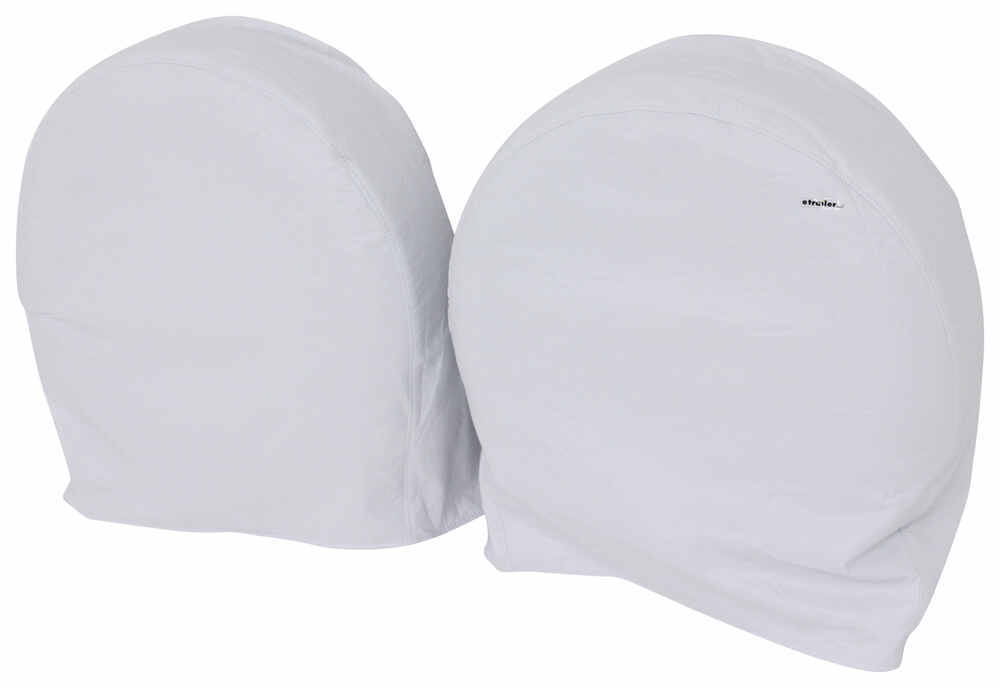 RV Covers 052963762402 - White - Classic Accessories