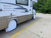 "Classic Accessories RV Wheel Covers - Model 2 26-3/4""- 29"" Snow White - QTY 2 White 052963762402"