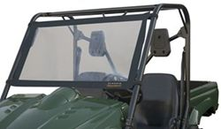 "Classic Accessories UTV Windshield, Medium - Black, 55""X26"""