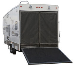 Classic Accessories Toy Hauler Screen for Fiberglass or Aluminum Toy Hauler