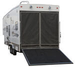 Toy Hauler Door Screens