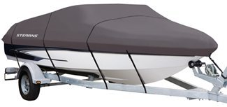 Classic Accessories Boat Cover by StormPro - 16' to 18 5' (beam width 98