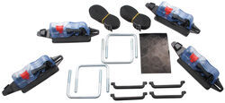 Replacement EasySnap Mounting Hardware for Thule Time Travel ES Series Cargo Boxes