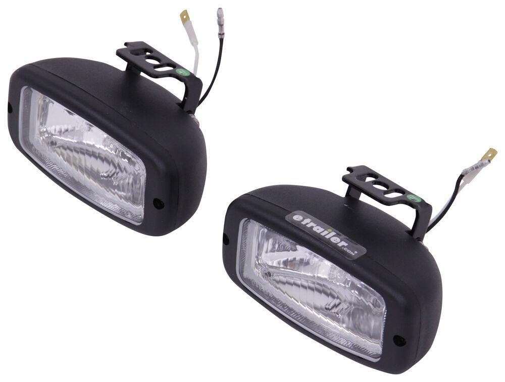 Compare Alpena LED Fog vs Westin Driving | etrailer.com