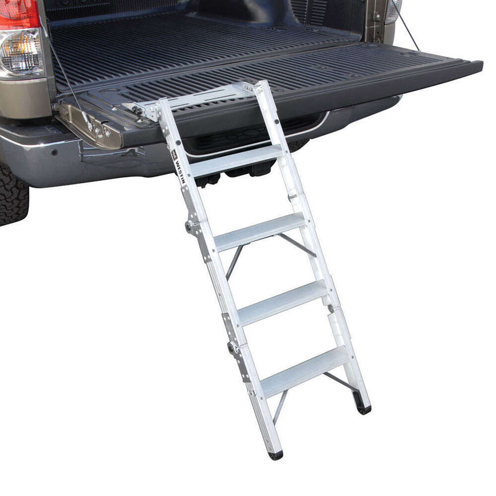 Dodge Ram Pickup Westin Truck Pal Fold Up Bed Ladder