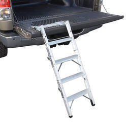 Westin Truck-Pal Fold-Up Bed Ladder