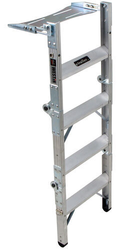 Westin Truck Pal Fold Up Bed Ladder Westin Truck Bed