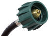 mb sturgis propane hoses type 1 - male hose assembly rv w/ back check x 1/4 inch mpt 12