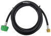 MB Sturgis Propane Adapter Hose for Small Appliance - Type 1 x Disposable Cylinder Port - 12'