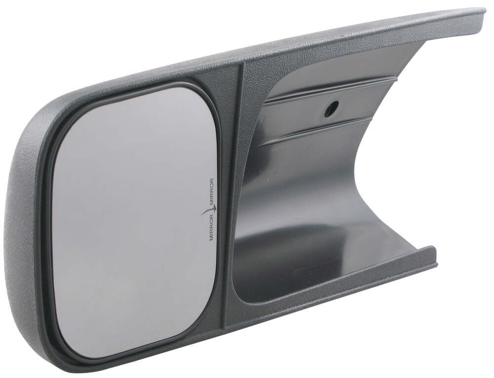 Cipa custom towing mirror slip on driver side cipa for Mirror replacement